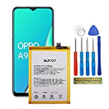 Fruisiy Batería BLP727 para Oppo A9 2020 Oppo A11x CPH1937 CPH1939 CPH1941 + herramientas
