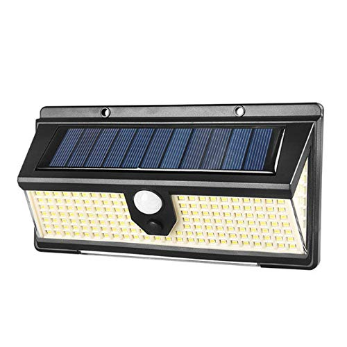 KTLSHY 1 unids Lámpara de Pared Solar IP65 Impermeable Luces solares PIR Sensor DE Momento PIR ILUMINACIÓN DE TRESIDADES DE Emergencia DE Emergencia AL Aire LUZ del JARDÍN