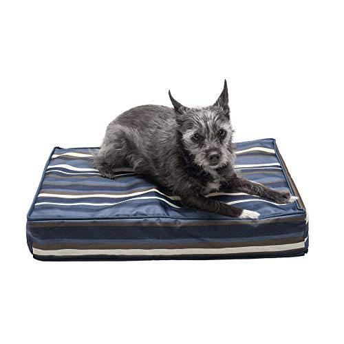 furhaven colchón de Espuma con Efecto Memoria Cama para Mascotas para Perros y Gatos