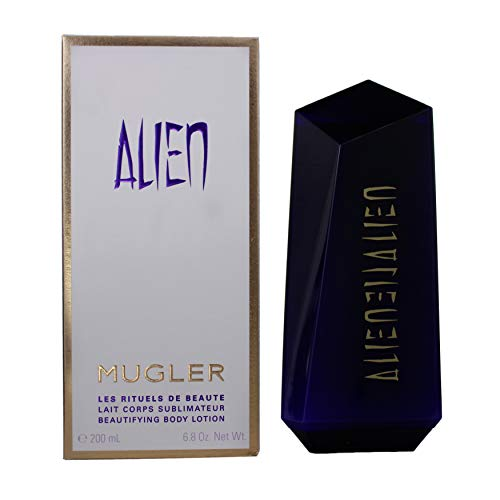 Thierry Mugler Alien Bodylotion, 1er Pack (1 x 200 ml)