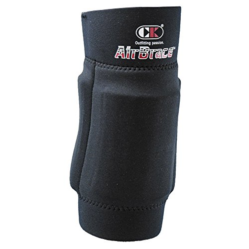 Cliff Keen Air Brace Wrestling Knee Pad - SIZE: Medium, COLOR: Black [Misc.]