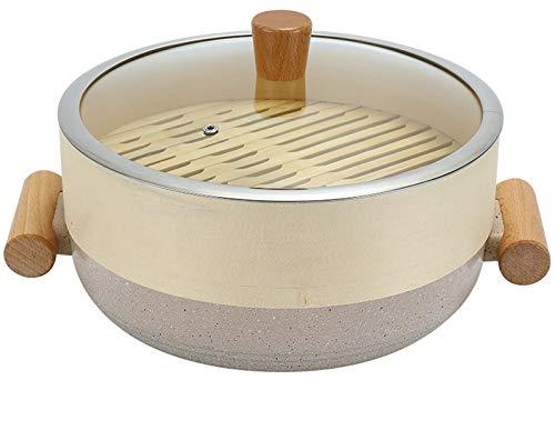 EHLA vapeur électromagnétique réglée pot de 20 cm et vapeur