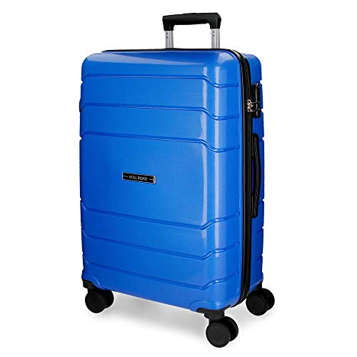 Roll Road Fast Valigia 80 centimeters 103 Blu (Azul)