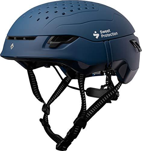 Sweet Protection Casque de Ski/Snowboard Mixte Adulte Bleu Marine Mat Taille ML