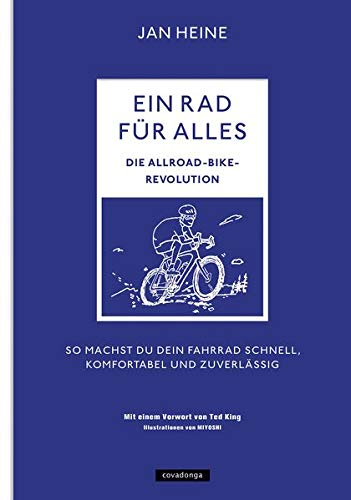 Ein Rad für alles – Die Allroad-Bike-Revolution: So machst du dein Fahrrad schnell, komfortabel und zuverlässig