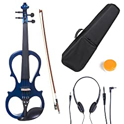 Cecilio CEVN-L1BL Electric Violin - Best Cecilio Electric Violins