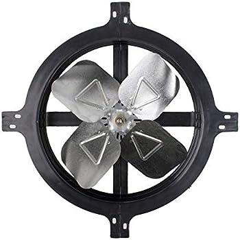 AIR VENT Mount Power INC. 53316 Gable Attic Ventilator