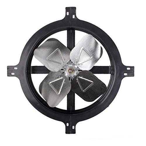 Air Vent Inc 53316 APG Gable Mount Power Attic Ventilator Fan 1620CFM 2300sq ft
