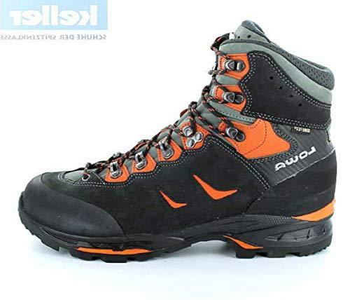Lowa 210643 0920 schwarz/ orange - Camino GTX S Gr. 8