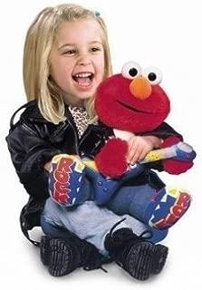 Rock & Roll Elmo ~ Guitar Playing & Singing