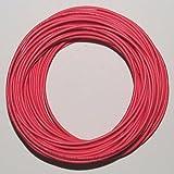 日立 UL電線 赤 10m(±2%) UL3265AWG22RL10