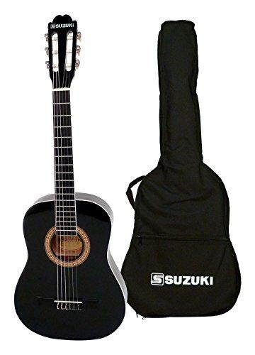 Suzuki SCG2+ 1/2BK guitarra clásica Beige
