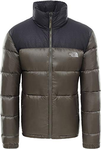 The North Face Nevero Piumino Taupe Green