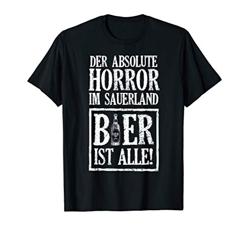 Sauerland-Horror T-Shirt