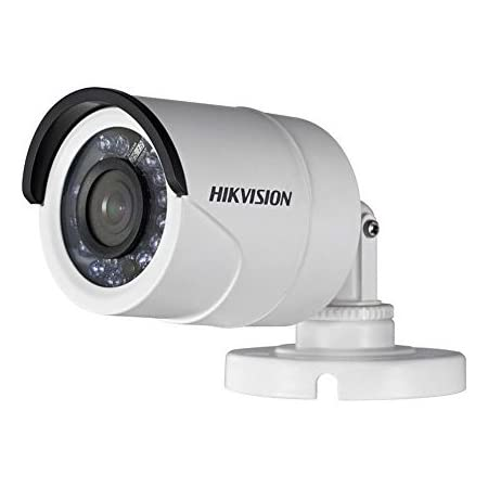 HIKVISION 1080p Full HD Outdoor Bullet Camera, White