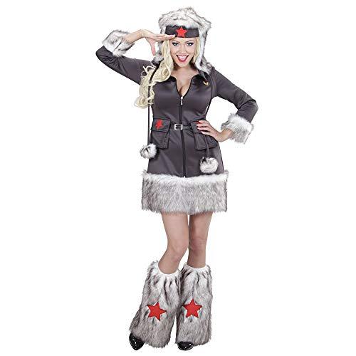 WIDMANN Widman - Disfraz de esquiadora para mujer, talla S (S/02151)