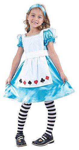 Bristol Novelty Costume Alice, 122-134 cm/ Medium