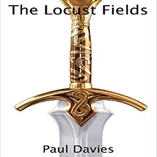The Locust Fields audiobook cover art
