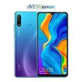 Huawei P30 Lite New Edition (Blue) Smartphone + cover. Memoria più...