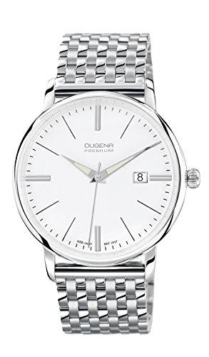 Dugena Premium 7090166 - Orologio da polso uomo, acciaio inox, colore:...