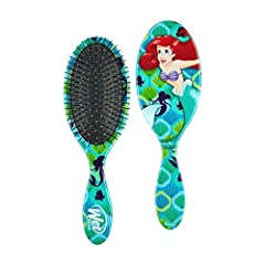 Disney Princess: Every child has a favorite princess and Wet Brush has brought an exclusive limited-edition collection of Disney princess to your home. The Disney Princess collection features six of your child's favorite Disney princesses: Ariel, Bel...