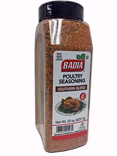 22 oz Bottle Poultry Seasoning Southern Blend Sazon Pollo Asado Kosher