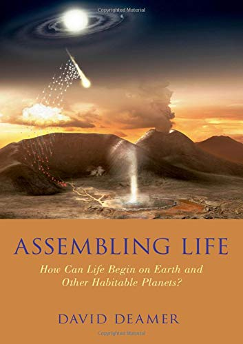 Assembling Life: How Can Life Begin on Earth and Other Habitable Planets?