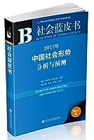 社会蓝皮书:2017年中国社会形势分析与预测