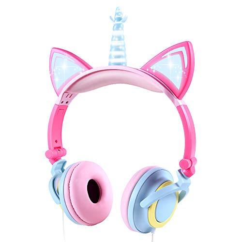 41tC2lXSGkL. SL500  - JYPS Unicorn Headphone Cat