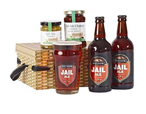 Jail Ale Gift Box Father's Day Present 4.8% ABV Made in Lifton