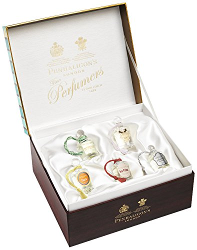 Penhaligon's Mini Collection for Her Duftset, (5 x 5 ml)