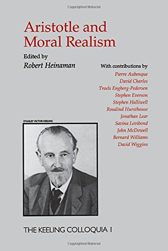 Aristotle And Moral Realism