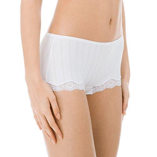 CALIDA Damen Etude Toujours Panty Panties, Weiß (Weiss 001), 38 (Herstellergröße: M)