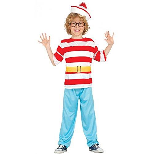 Disfraz de marinero infantil (3-4 años)