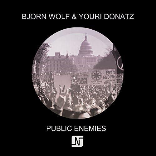 bjorn wolf & Youri Donatz