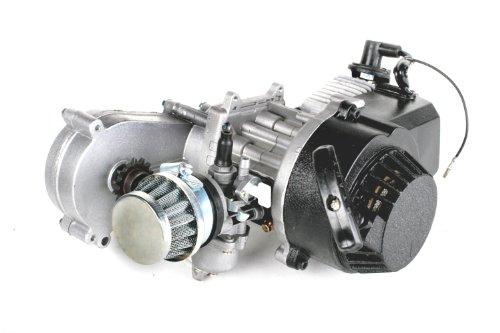 Dirtbike Motor komplett mit Getriebe 49cc mit 3,5PS Pocket Bike Mni Atv Mini Quad Kinderquad