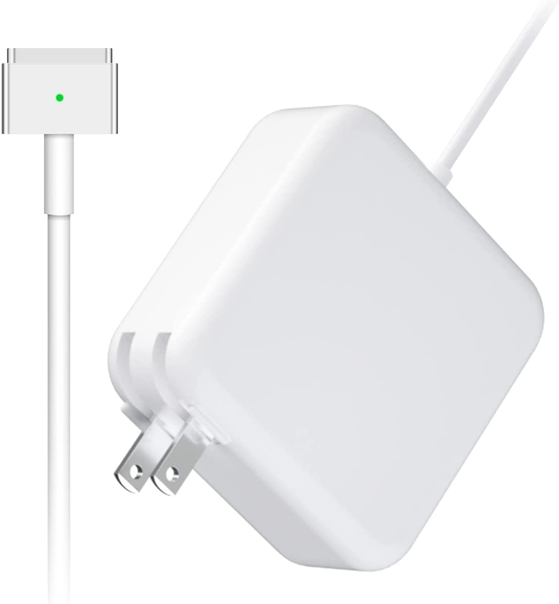 NSPENCM MacBook Pro Charger,Replacement AC 85w T-Tip Magnetic Connector Power Adapter,Laptop Charger for MacBook pro & Mac Book Air 13/15/17 inch Retina After Mid 2012
