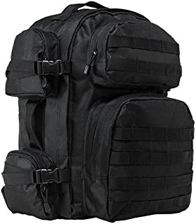 VISM by NcStar Tactical Back Pack (CBB2911), Black