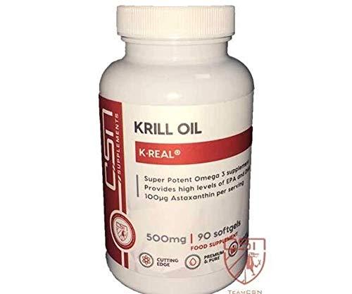 CSN K-Real Krill Oil