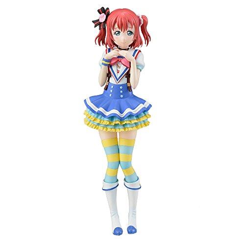 Sega Love Live! Sunshine!! Aozora Jumping Heart SPM Super Premium Figure Ruby Kurosawa, 8.2'