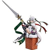 Fate Stay Night Jeanne D'Arcクリスマス多色像アクションPVC図10.6インチ(カラーボックス)