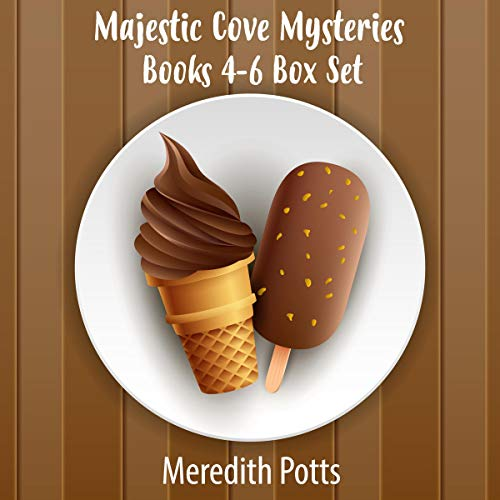 Majestic Cove Mysteries Box Set: Books 4-6 cover art