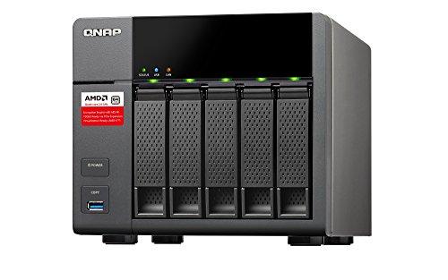 Qnap TS desktop network attached Storage Unit