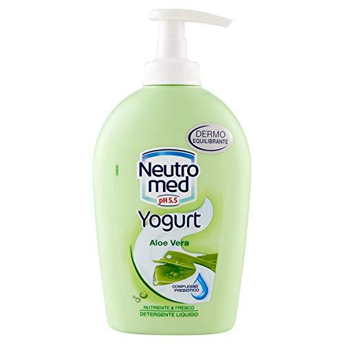 Det. Liquido Yogurt Aloe 300 Ml