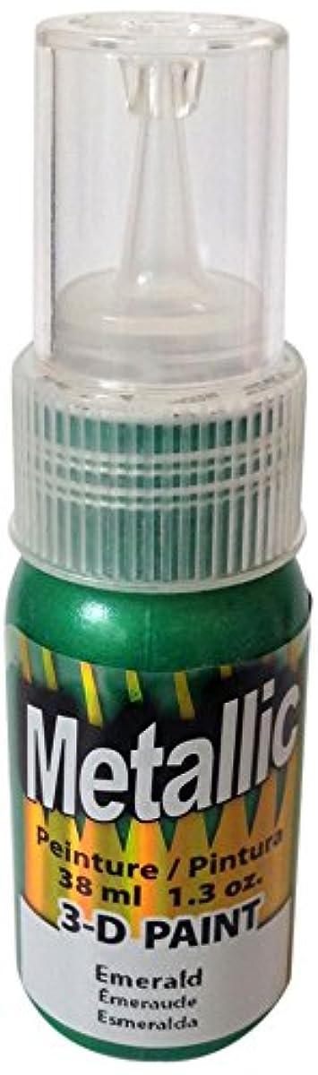 JonesTones XRB745 1 oz Paint, Metallic Emerald