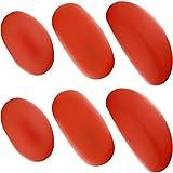 6 Pezzi Costole di Terracotta Ceramica in Gomma Morbida Ceramica Costola Ceramiche per Modellistica di Artisti in Terracotta, 3 Dimensioni