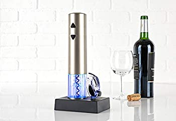 Sharper Image Rechargeable Wine Opener with Foil Cutter