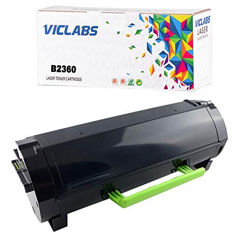 Compatible 331-9805 8,500 Pages Black High Yield Laser Toner for use in Dell B2360d, B2360dn, B3460dn, B3465dn,B3465dnf Printers