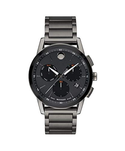 Movado Sport Chronograph Watch (Model: 0607291)