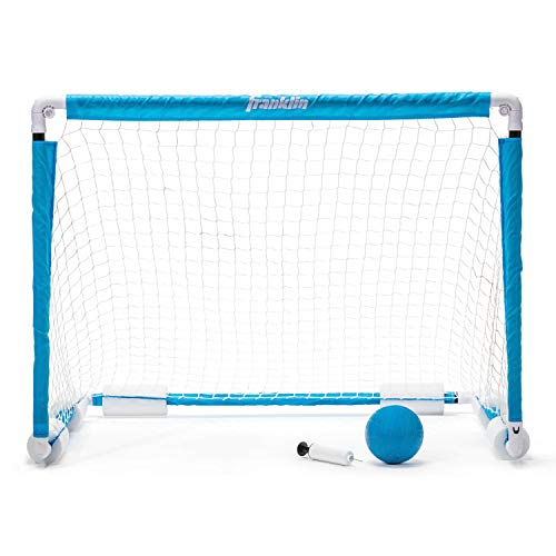 Franklin Sports Water Polo Goal - Floating Goal - Perfect for The Pool - Large 40' x 30' Goal with Ball